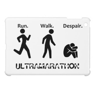 Run Walk Despair iPad Mini Cover