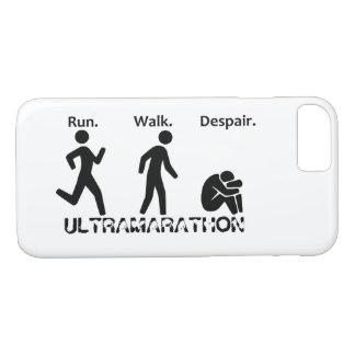 Run. Walk. Despair. iPhone 8/7 Case