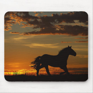 Run with it mouse pad