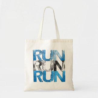 RUN x 3 Runners Tote Bag