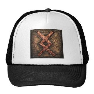 Rune Inguz Trucker Hat