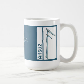 Rune Mug :: Ansuz