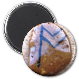Runes 2 Inch Round Magnet
