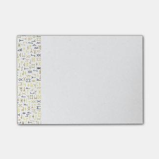 Runes Post-it Notes