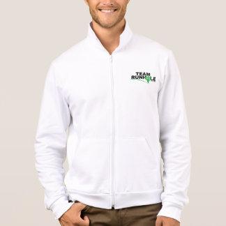 Runhole Zip Jacket