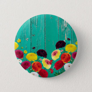 Runinculus and green fence 2 inch round button