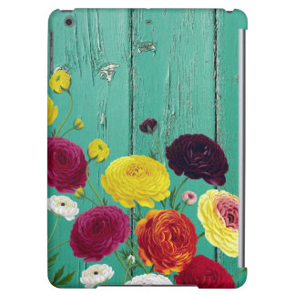 Runinculus and green fence iPad air covers