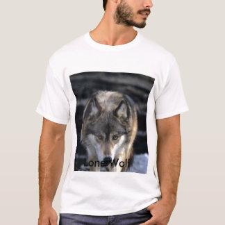 Runing Wolf, Lone Wolf T-Shirt