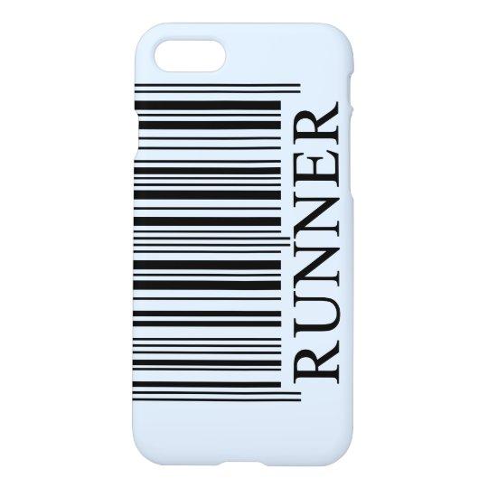 Runner Barcode iPhone 8/7 Case