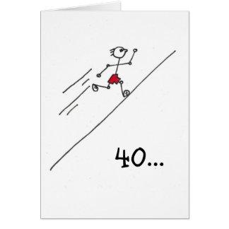 runnerman card