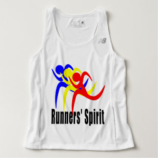 Runners' Spirit - New Balance Tank
