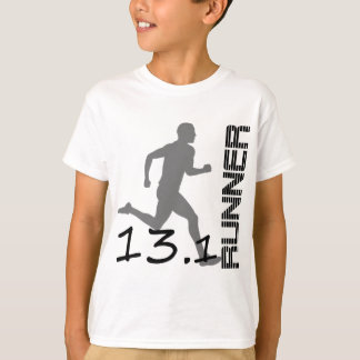 Runners Zone Half Marathon gifts and apparel T-Shirt
