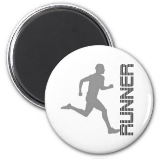 Runners Zone Magnet