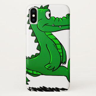 Running alligator Case-Mate iPhone case