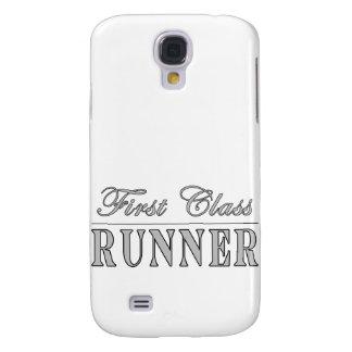 Running and Runners : First Class Runner
