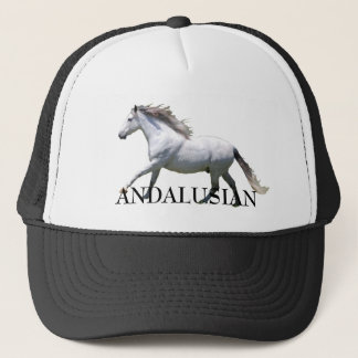 RUNNING ANDALUSIAN TRUCKER HAT
