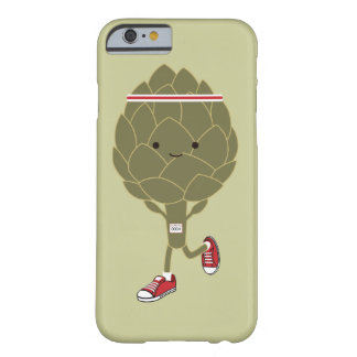 Running Artichoke Barely There iPhone 6 Case