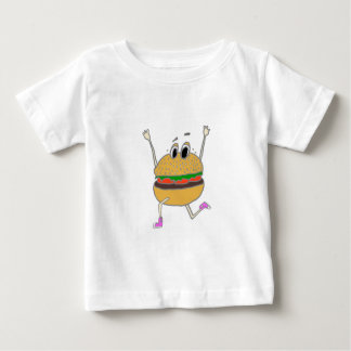 running burger baby T-Shirt