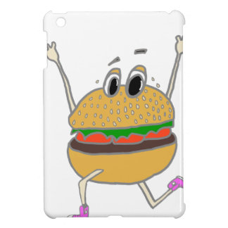 running burger case for the iPad mini
