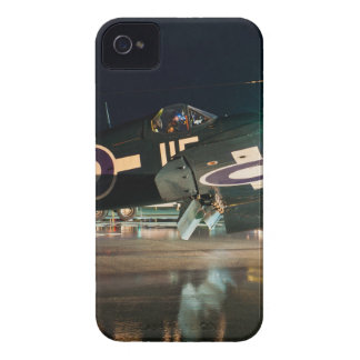 Running Corsair at Night iPhone 4 Case-Mate Case