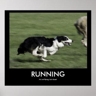 RUNNING demotivational poster