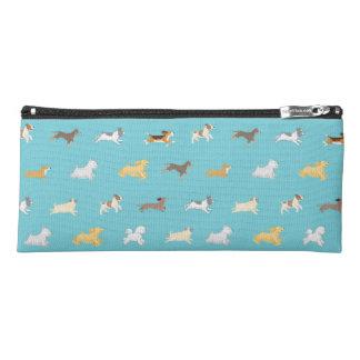 Running Dogs Pencil Case