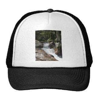Running Down The Mountain Trucker Hat