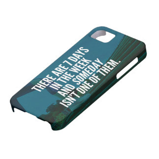 Running Exercise Motivational Words iPhone 5 Covers