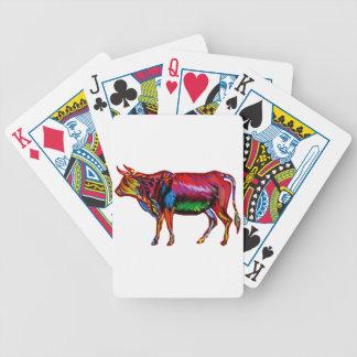Running Fiesta Poker Deck
