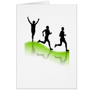 Running for Life 1 Card