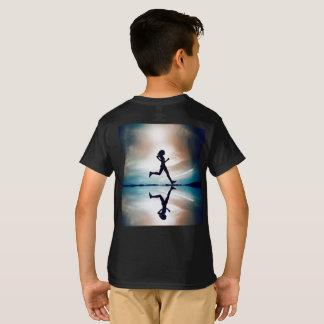 Running girl is your motivation T-Shirt