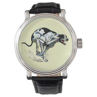 running greyhound watch