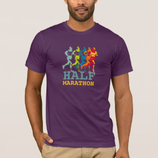 running HALF MARATHON T-Shirt