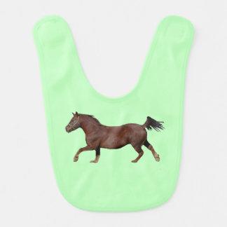 Running Horse Bib
