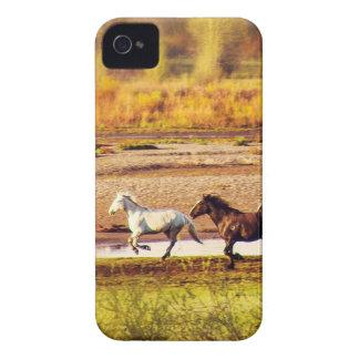 Running Horses Case-Mate iPhone 4 Case