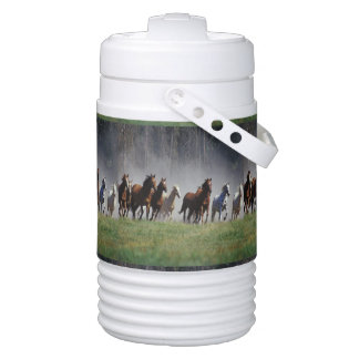 Running Horses Igloo Cooler