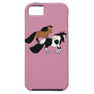 Running Horses iPhone 5 Case