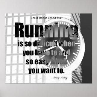 Running Is Easy! Print