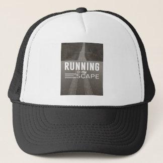 Running Is My Escape Trucker Hat