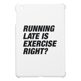 Running Late Case For The iPad Mini