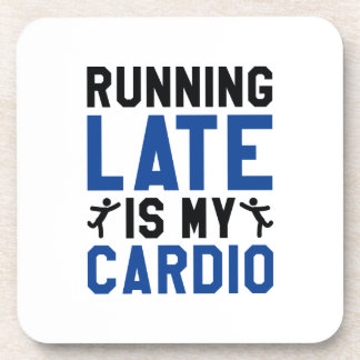 Running Late Coaster