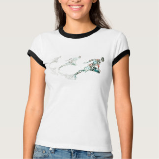 Running Man for Sports Business and Technology T-Shirt