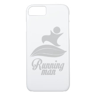 Running Man iPhone 8/7 Case