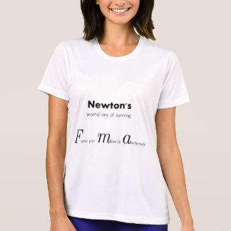 Running meets physics T-Shirt