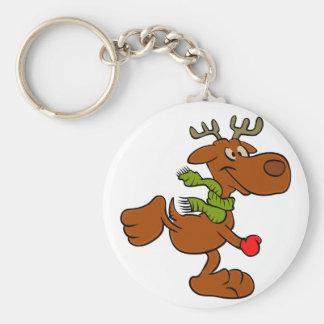 Running moose keychain