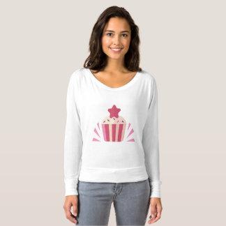 Running on cupcake! Fun Cupcake Graphic Tee