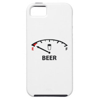Running On Empty : Beer iPhone 5 Case
