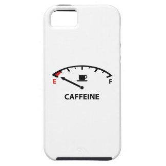 Running On Empty : Caffeine iPhone 5 Cover