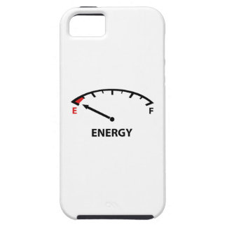 Running On Empty : Energy iPhone 5 Covers