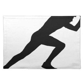 running placemat